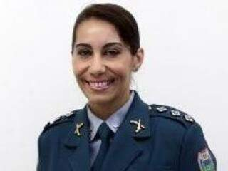 Itamara responde pelo assassinato do marido em liberdade, desde o dia 19 de julho. (Foto: Divulgação/ PM)