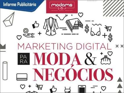 Ana Tex e Alê Moraes apresentam dicas de marketing digital para a moda
