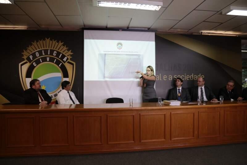 Delegados alegam que seguiram recomendações e não fizeram avaliação da atuação da PM (Foto: Fernando Antunes)