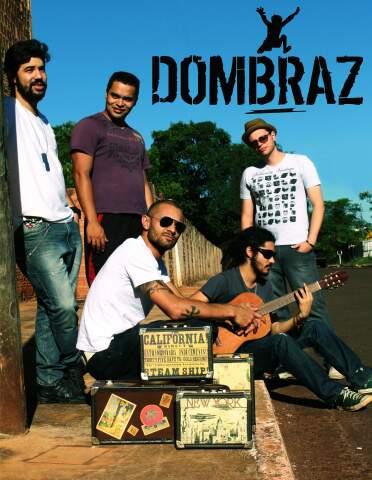 Dombraz é uma das atrações do Som da Concha (Foto: Divulgação)