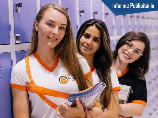 Já são 70% dos alunos aprovados nos vestibulares Brasil afora.