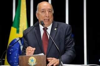Pedro Chaves critica invasões em escolas e diz que reforma será um avanço (Foto: Waldemir Barreto/Agência Senado)