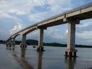 Ponte na BR-262 sobre o Rio Paraguai. (Foto: Arquivo)
