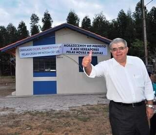 Marun também comemora pesquisa que revela déficit habitacional 22% menor em MS
