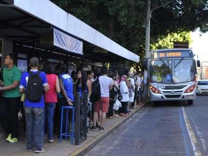 TCE valida aumento e passagem de ônibus na Capital sobe para R$ 3,53