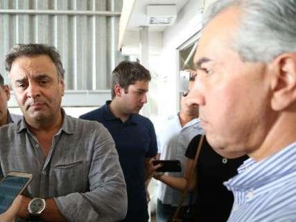 Citação em delações não indica culpa, diz Reinaldo sobre Aécio