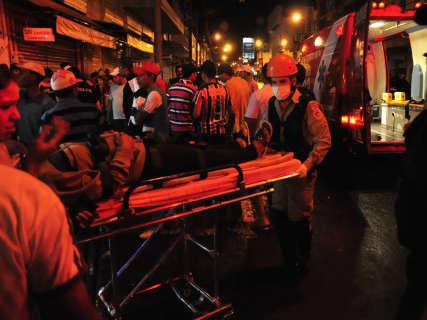 Família doa órgãos de rapaz que morreu na saída de Carnaval popular