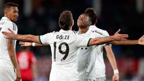 À espera do Atlético: Ribéry marca, Bayern vence Guangzhou e vai à final