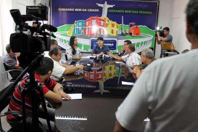 Prefeitura de Corumbá decreta intervenção e assume transporte coletivo