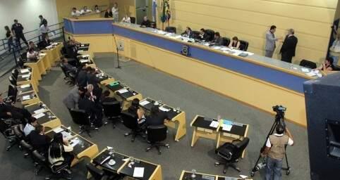 Vereadores aprovaram Orçamento e emendas hoje por unanimidade (Foto: Izaias Medeiros)