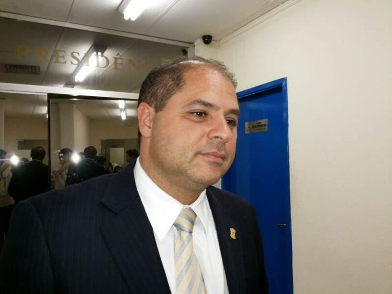 Mario Cesar aguarda notificação formal e garante que votação de projetos não será prejudicada (Foto: Kleber Clajus)