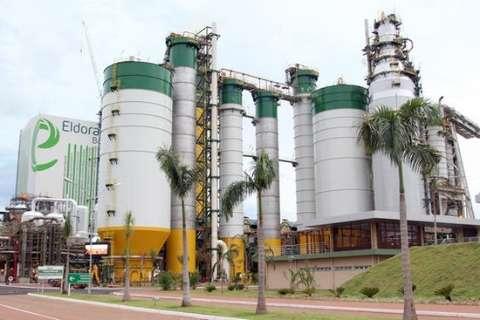 Imasul entrega autorização ambiental para Eldorado duplicar fábrica