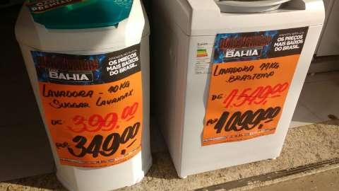 Em dia de Black Friday, economia na compra de eletrônicos chega a R$ 400
