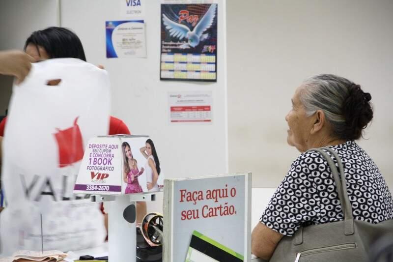 Em Mato Grosso do Sul, quase 240 mil pessoas já passaram dos 60 anos. (Foto: Marcos Ermínio)