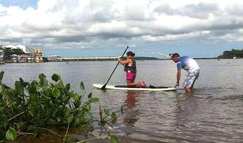 Canoagem e stand up paddle devem reunir 100 atletas no Pantanal