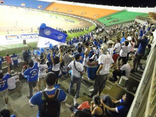 Na próxima quarta-feira (14), o time vai até a cidade baiana para o jogo de volta.(Foto: Aquidauana News)