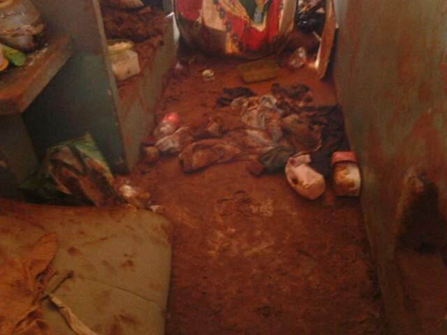 Túnel interligava sete celas. (Foto; Divulgação)