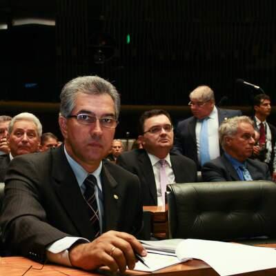 Reinaldo Azambuja cobra mais estrutura para a Sudeco. (Foto: Divulgação)