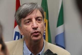 Dagoberto é eleito presidente estadual do PDT. Ele disse que conflitos foram em função da eleição de 2016 (Foto: Marcos Ermínio)