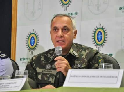 Com mais de 2 mil militares, operação Ágata 2 vai bloquear 42 pontos em MS