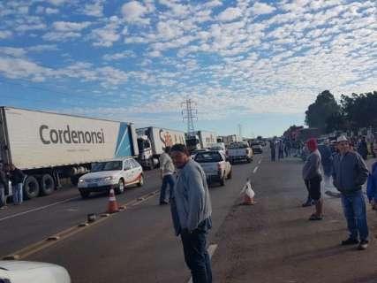 Greve dos caminhoneiros faz preços de produtos beirarem o triplo no Ceasa
