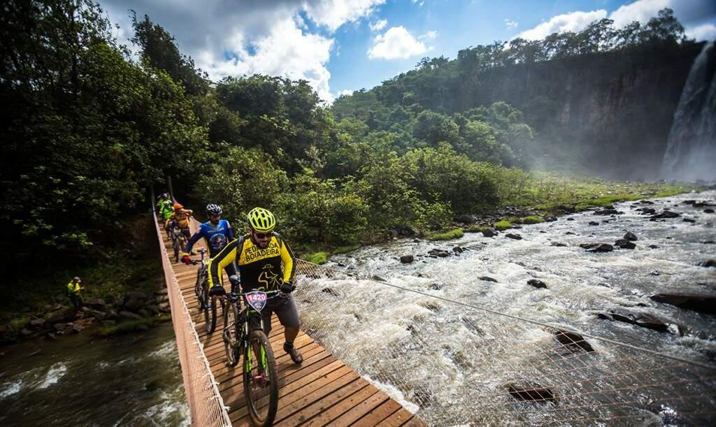 Costa Rica recebeu o Desafio Brou de Mountain Bike 2017 e terá mais três competições até 2019 (Foto: Assessoria/Divulgação)