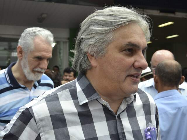 Delcídio acredita que Dilma vai conseguir se acertar com o PR(Foto: Wendell Reis)