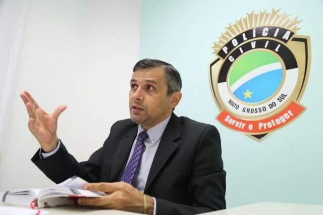 Moura Fé disse que autor confesso pretendia matar Douglas. (Foto: Marcos Ermínio)