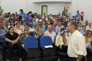 Encontrou lotou auditório (foto: divulgação)