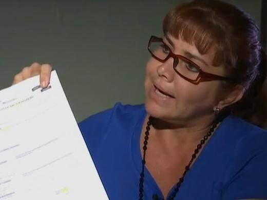 Célia pediu refúgio em Corumbá no início do mês de dezembro (Foto: Reprodução SporTV)