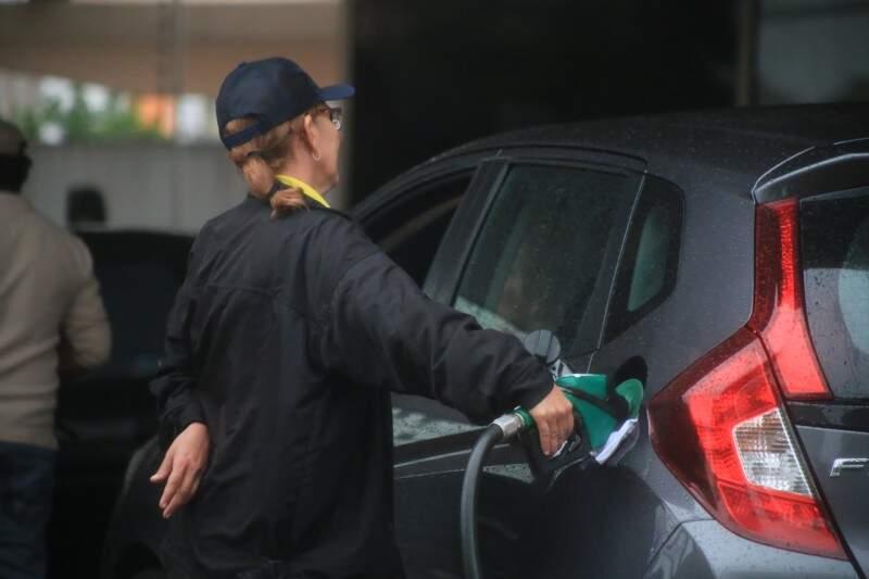 A tendência, segundo  Biosul (Associação dos Produtores de Bioenergia de Mato Grosso do Sul), é que os preços do etanol caiam ainda mais  (Foto: Marcos Ermínio)