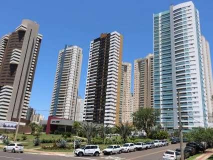 """Em """"caminho sem volta"""" para o alto, Capital se aproxima dos mil prédios"""