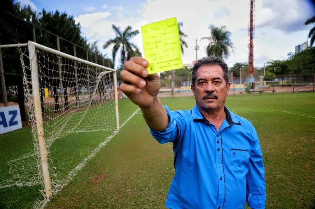 Na Copa, ex-juiz Getúlio Barbosa vai ficar de olho no árbitro de vídeo -  Esportes - Campo Grande News