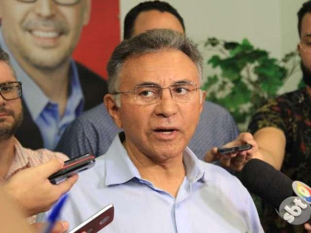 """Após votação """"expressiva"""", Odilon já fala em disputar Prefeitura da Capital"""