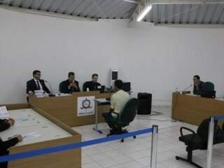 Julgamento foi o primeiro itinerante a ser realizado no país (Foto: Divulgação/TJ-MS)