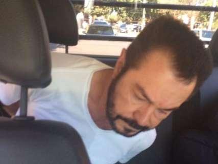 """Ex-estagiário que passava informações sobre """"Cabeça Branca"""" é preso no PR"""