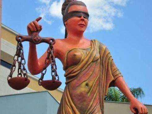 Em 2016, Tribunal de Justiça julgou 201 acusados de assassinato. (Foto: Marcos Ermínio/ Arquivo)