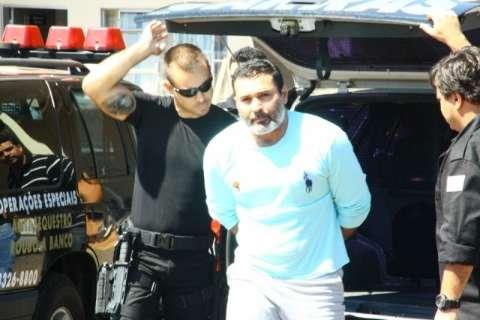 Acusado de matar delegado morava em estância luxuosa, diz testemunha