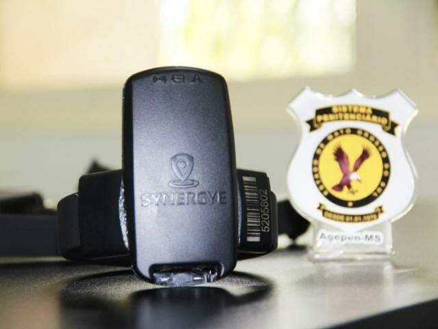 Monitoramento eletrônico será implantado dentro de um mês (Foto: Divulgação/Agepen)