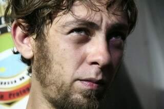 Luis Alberto bastos Barbosa, 29 anos, é músico, assim como a vítima. (Foto: Marcos Ermínio)