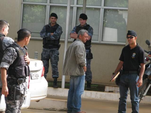 Humberto Teixeira Júnior chegou a ser preso no ano passado. (Foto: Ademir Almeida)
