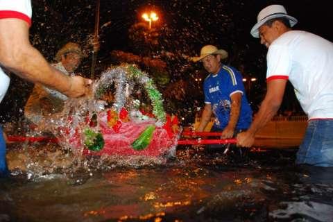 Tradicional arraial do Banho de São João começa no próximo domingo