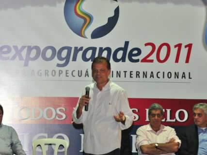 Sem decisão favorável até 5ª feira, Expogrande será cancelada