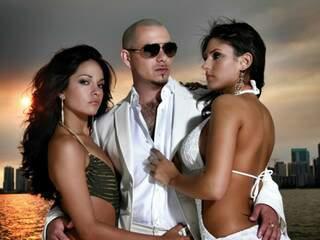 Rapper Pitbull regravou música de Michel.