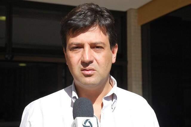 Mandetta diz que já levou a decisão ao conhecimento de Puccinelli, Trad e Azambuja