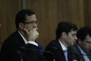 Presidente da OAB está isolado politicamente por causa de contrato com Bernal (Foto: Cleber Gellio)