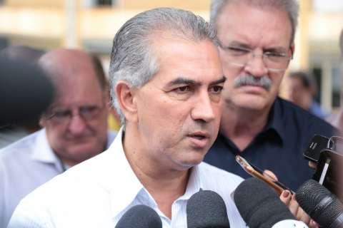 Reinaldo volta a falar do aquário e diz que espera entregar obra no seu governo