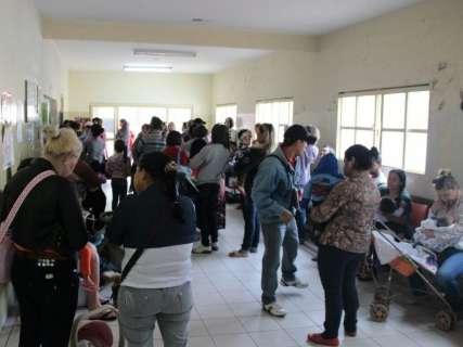 Entre exames, consultas e vacina, greve deixou de atender 14,5 mil