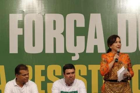Senadora ataca Marina Silva e pede para produtores não apoiá-la em 2014