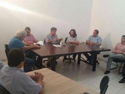 Murilo e Délia têm primeira reunião para fazer transição na prefeitura